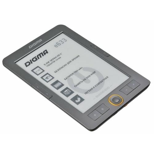 Электронная книга Digma e633