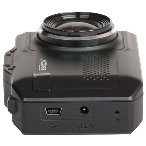 Видеорегистратор с радар-детектором RECXON SMART SIGNATURE, GPS, ГЛОНАСС