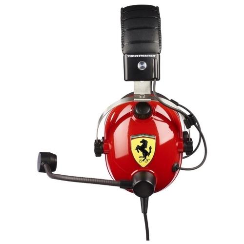 Компьютерная гарнитура Thrustmaster T.Racing Scuderia Ferrari Edition