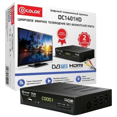 TV-тюнер D-COLOR DC1401HD
