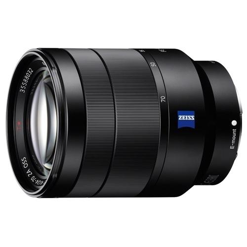 Объектив Sony Carl Zeiss Vario-Tessar T* 24-70mm f/4 ZA OSS (SEL-2470Z)