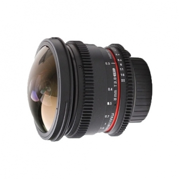 Объектив Samyang 8mm T3.8 AS IF UMC Fish-eye CS II VDSLR Minolta A""