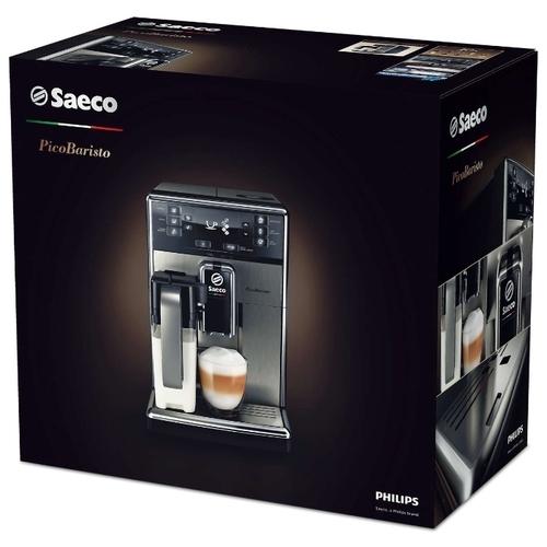 Кофемашина Saeco SM5473 PicoBaristo SS