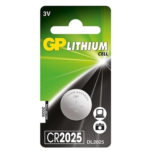 Батарейка GP Lithium Cell CR2025