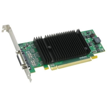 Видеокарта Matrox Millennium P690 PCI-E 256Mb 128 bit Low Profile