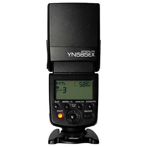 Вспышка YongNuo Speedlite YN585EX for Pentax