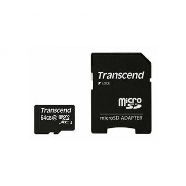 Карта памяти Transcend TS64GUSDXC10