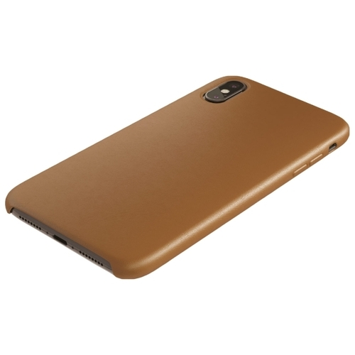 Чехол uBear Capital Leather для Apple iPhone Xs Max