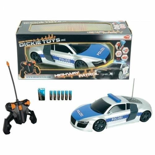 Легковой автомобиль Dickie Toys Полицейский патруль (19059) 1:16 28 см