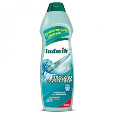 Чистящее молочко морское LUDWIK