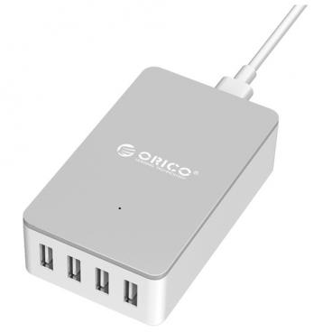Сетевая зарядка ORICO CSE-4U