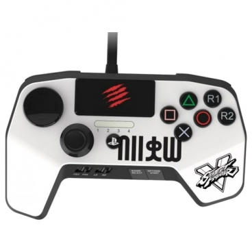 Геймпад Mad Catz Street Fighter FightPad PRO for PS 4/3 RYU