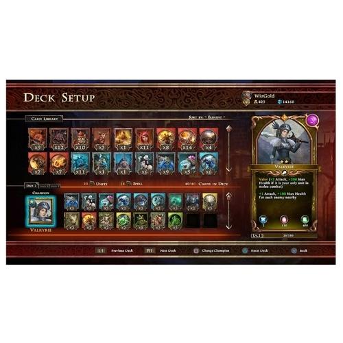 ArmaGallant: Decks of Destiny