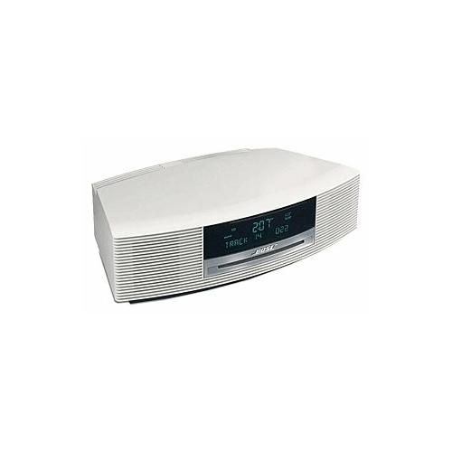 Музыкальный центр Bose Wave Music System III Platinum White