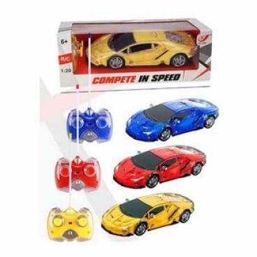Машинка Наша игрушка XJ612-A 1:20