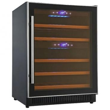 Встраиваемый винный шкаф Cold Vine C40-KBT2