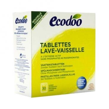 Ecodoo таблетки для посудомоечной машины