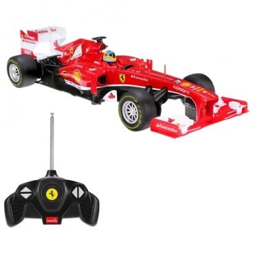 Гоночная машина Rastar Ferrari F1 (53800) 1:18 28 см