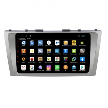 Автомагнитола Parafar Toyota Camry V40 2006-2011 Android 8.1.0 (PF064-1XHD)