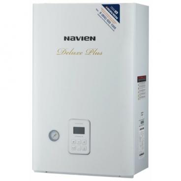 Газовый котел Navien DELUXE PLUS 13K 13 кВт двухконтурный