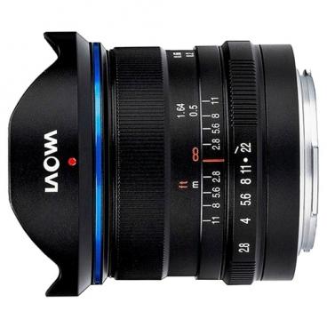 Объектив Laowa 9mm f/2.8 Zero-D Micro 4/3