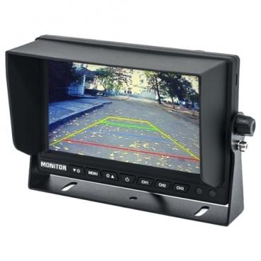 Автомобильный монитор AVEL AVS4714BM (AHD)