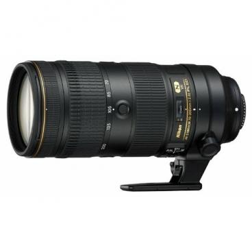 Объектив Nikon 70-200mm f/2.8E FL ED VR AF-S Nikkor