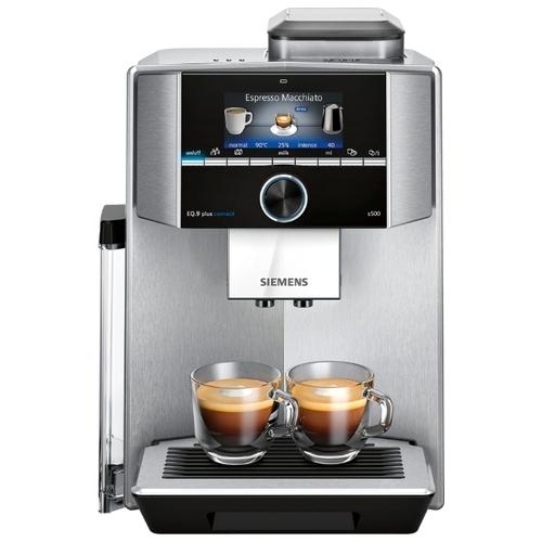 Кофемашина Siemens TI923309RW EQ.9 plus connect s500