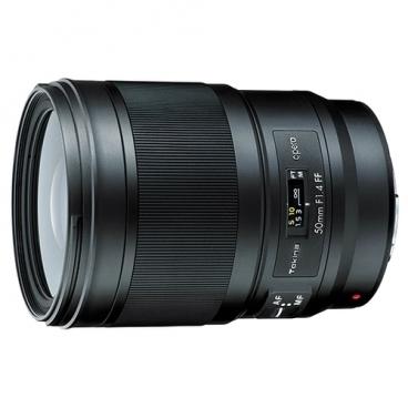 Объектив Tokina Opera 50mm f/1.4 FF Nikon F