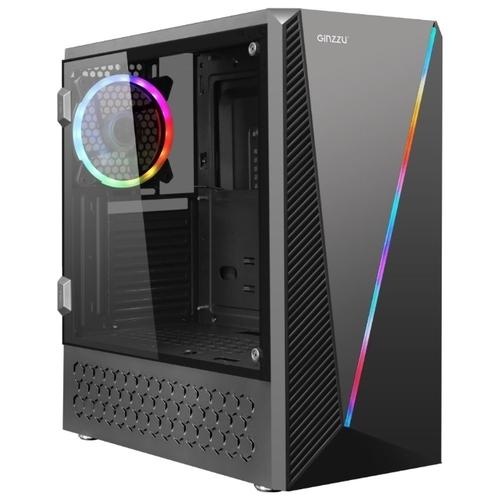 Компьютерный корпус Ginzzu SL200 Black