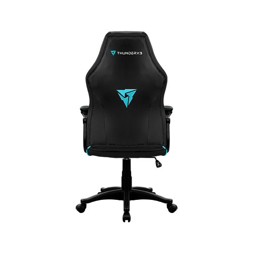 Компьютерное кресло ThunderX3 Кресло компьютерное ThunderX3 EC1 Black-Cyan AIR игровое