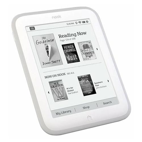 Электронная книга Barnes & Noble Nook GlowLight