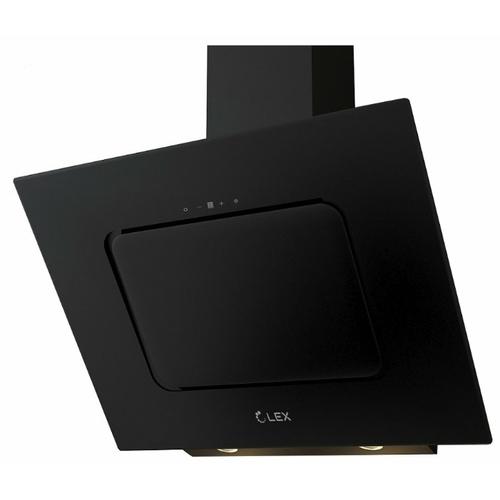 Каминная вытяжка LEX Luna 600 Black