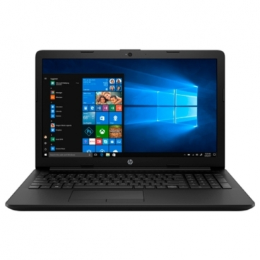 "Ноутбук HP 15-db0394ur (AMD A9 9425 3100 MHz/15.6""/1366x768/4GB/128GB SSD/DVD нет/AMD Radeon R5/Wi-Fi/Bluetooth/Windows 10 Home)"