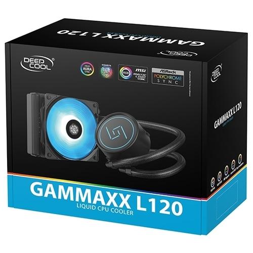 Кулер для процессора Deepcool GAMMAXX L120