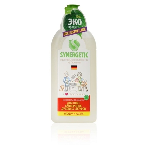 Чистящее средство для плит Synergetic