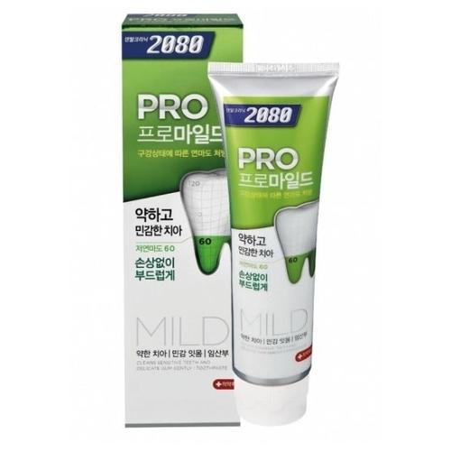 Зубная паста Dental Clinic 2080 Pro Мягкая защита, мята