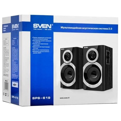 Компьютерная акустика SVEN SPS-619