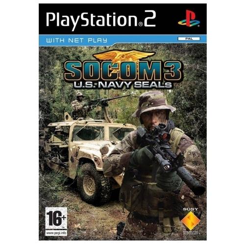 SOCOM 3 U.S. Navy SEALs