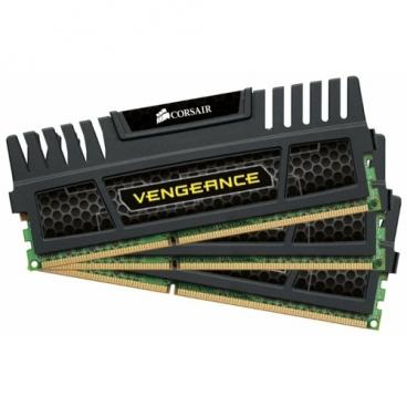 Оперативная память 4 ГБ 3 шт. Corsair CMZ12GX3M3A1600C9