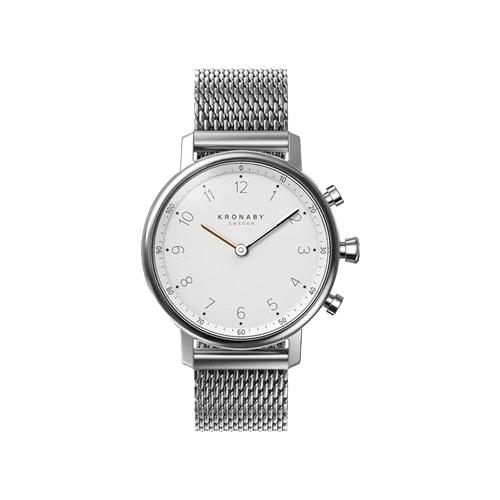 Часы Kronaby Nord (mesh bracelet) 38mm