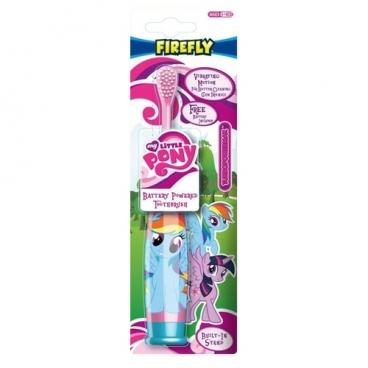 Электрическая зубная щетка Firefly My Little Pony Turbo Power Max