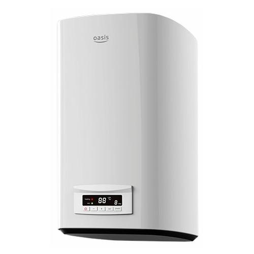 Накопительный электрический водонагреватель Oasis Q-Form Q-50V