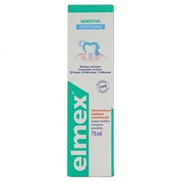 Зубная паста Colgate Элмекс Sensitive Whitening