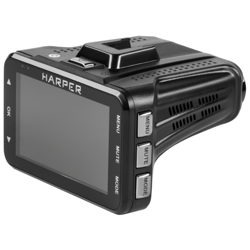 Видеорегистратор с радар-детектором HARPER DVHR-915, GPS