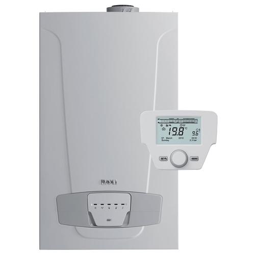 Газовый котел BAXI LUNA Platinum+ 1.32 34.8 кВт одноконтурный