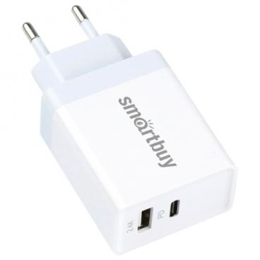Сетевая зарядка SmartBuy Flash SBP-2023C
