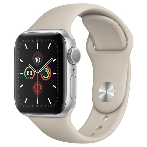 Часы Apple Watch Series 5 GPS 44mm Aluminum Case with Sport Band