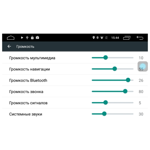 Автомагнитола Parafar Volkswagen GOLF 7 Android 8.1.0 (PF257KHD)