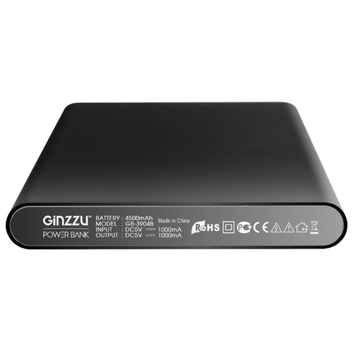 Аккумулятор Ginzzu GB-3904, 4500 mAh